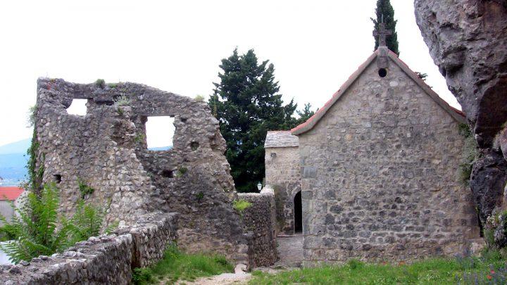 Hrad Topana, Imotski, Chorvátsko
