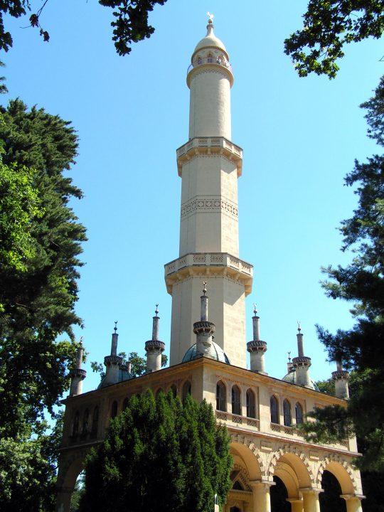 Zámok Lednice - Minaret