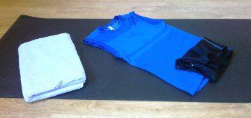Power joga oblečenie