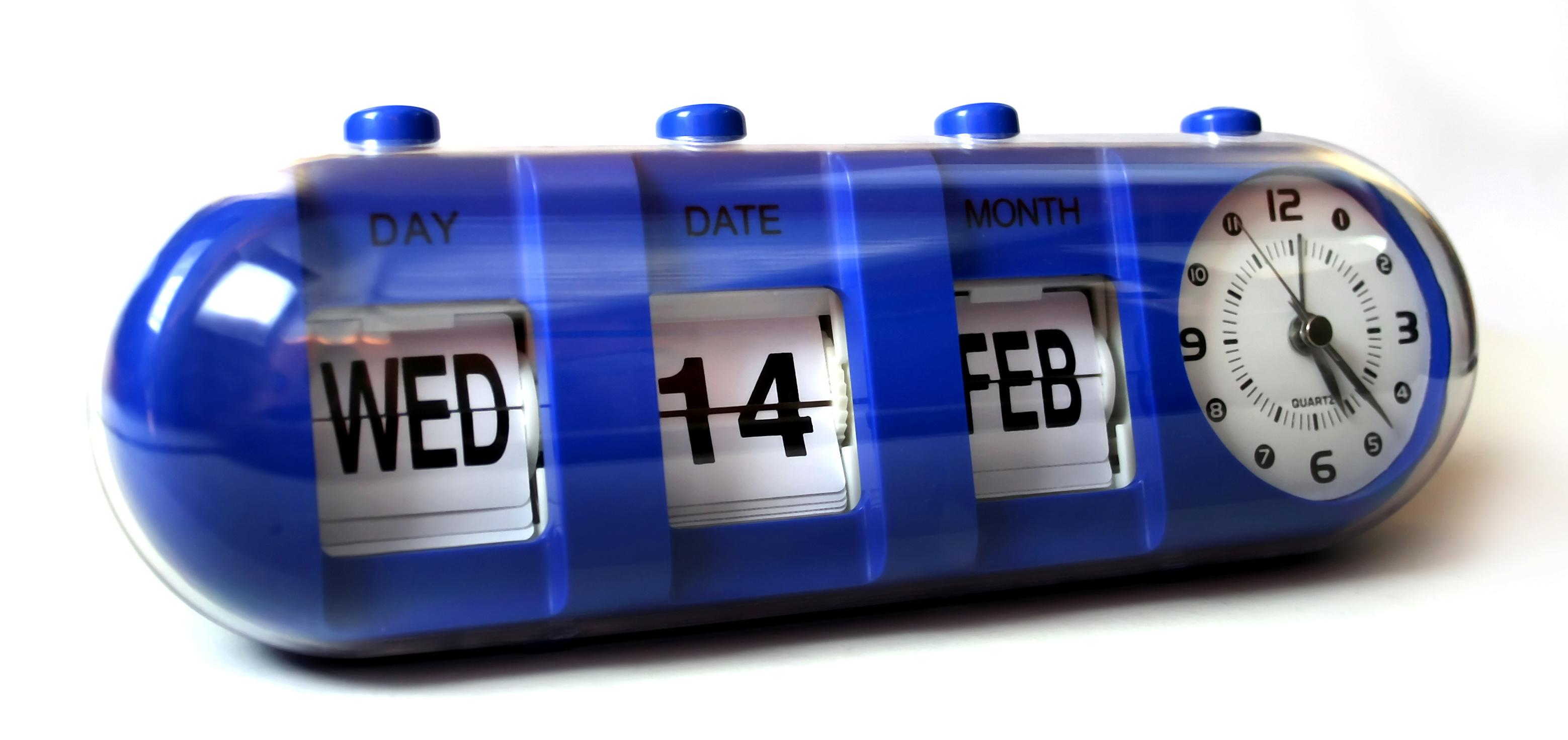 Prvý dátum dátumu stránky